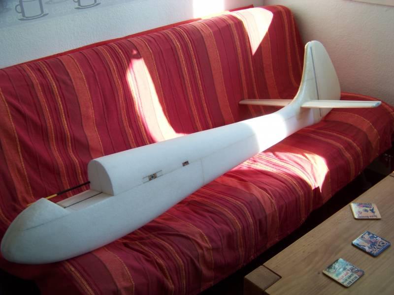Le fuselage